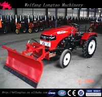 Mini Tractor Front end loader Snow blade with CE certificate