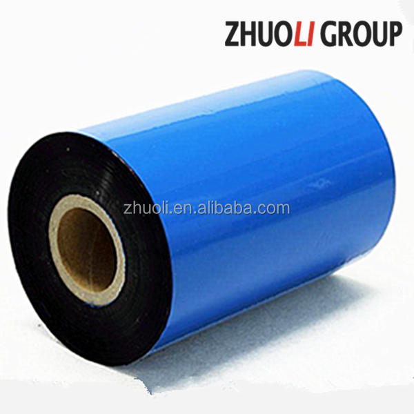 110mmx300m Heat-resistant Anti-scratch Thermal Rransfer Ribbons for Zebra Printer