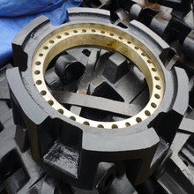 crawler crane SANY SCC500 wheel drive sprocket