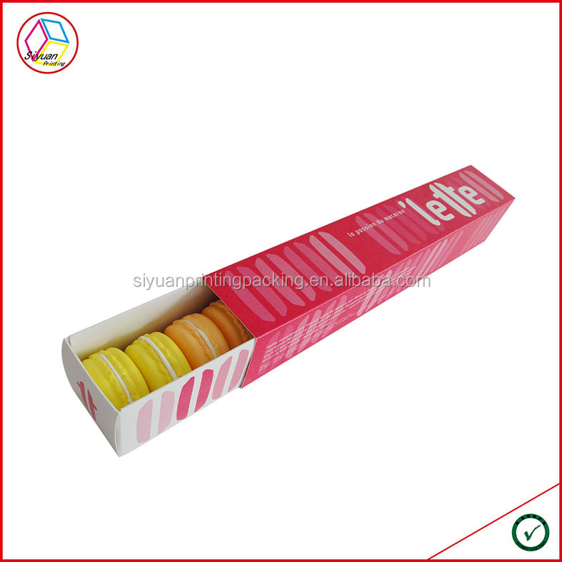 Customize new design custom Macarons Box/Macaron Packaging/Macaron Packaging Box