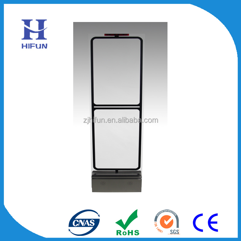 Anti Theft Retail gate am acrylic system