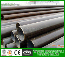 2016 new schedule 40 carbon erw steel pipe