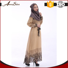 AMESIN china supplier abaya models dubai women