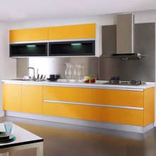 China factory price stainless steel modular cheap kitchen cabinet