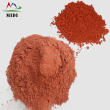 Fine Iron Oxide Pigment Powder Red Yellow Green