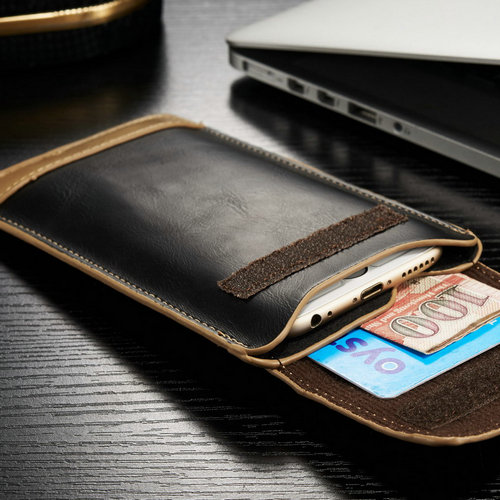 Custom for Iphone 5 phone bag, wholesale phone pouch for Iphone 5
