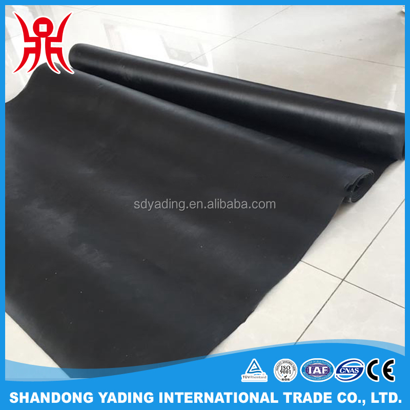 EPDM Rubber waterproof /roof membrane of waterproof material/waterproof material pe membrane