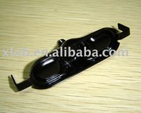 Black E-coating Car door clip (metal stamping part)