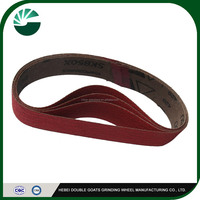 19*520 aluminium oxide abrasive belts for metal wood