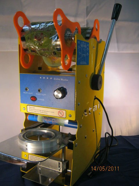MANUAL CUP SEALING MACHINE
