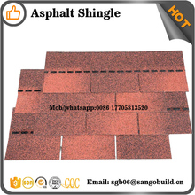 ISO9001:2008 Certification Proved Plastic roofing shingle/Cheap Philippines Asphalt Roofing Shingle Price/Noise Insulation Roof