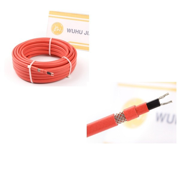 Plastic Pipes Freeze Protection Self-controlling Heating Trace cable