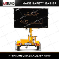 Buy HENT Solar Trailer Mounted VMS LED Signs in China on Alibaba.com