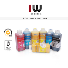 Ink factory Eco solvent ink for Wit color ULTRA 8000 printer,DX5/DX7 eco solvent ink for Galaxy/Mimaki/Mutoh/Roalnd.