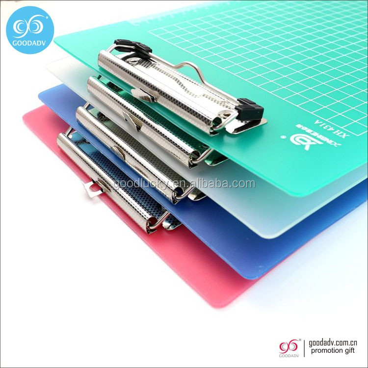 China supplier wholesale A4 writing clipboard wooden clipboard clips