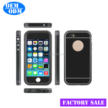 For iphone 5s case Ultra-thin Metal Waterproof Shockproof Dustproof Snowproof case for iPhone 5/iPhone se
