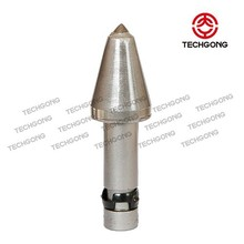 road mining tools with high hardness cemented carbide tips uesd in mining and maintenance of asphalt,concrete pavement,highways