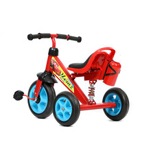 new model baby tricycle ride on car/three wheel electric tricycle/walker tricycle