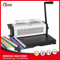 Comb Binding Machine with independent cutter BM-2568-3