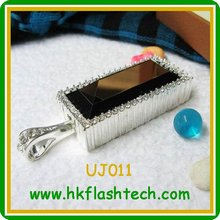 Diamond delicate usb flash drive,8gb usb storage driver