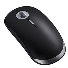 New Arriral Custom Design Mouse Wireless, 2.4Ghz Usb Optical Mini Oem Magic Rechargeable Mouse