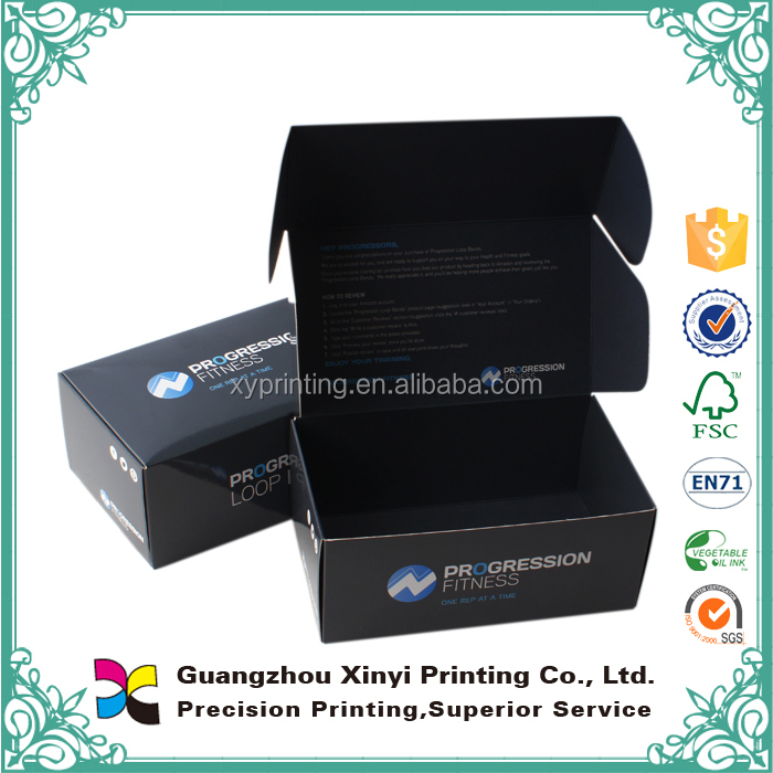 2015 Decorative fset Printing Business Cards Paper Box