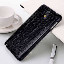 Leather sticker cover cell phone accessories for samsung galaxy note 3