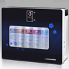 Hot sale factory box model 5 stage 100/200G 75g aqua life water purifier price