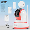 Oem-multi-function portable megapixel security ip camera with single atennas