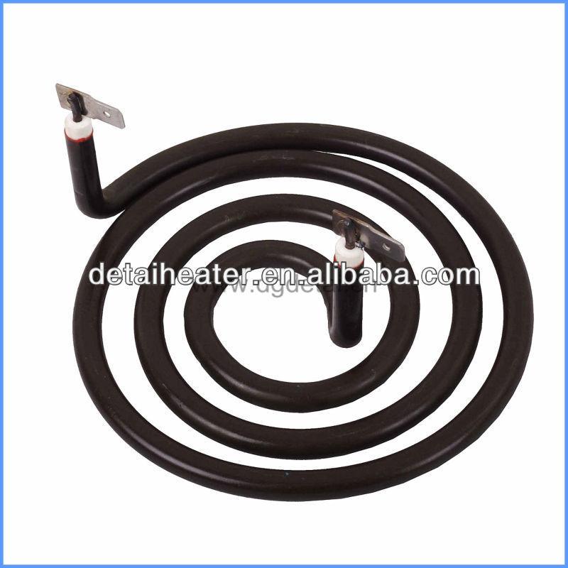bobine d 39 acier inoxydable plaque chauffante l ment. Black Bedroom Furniture Sets. Home Design Ideas