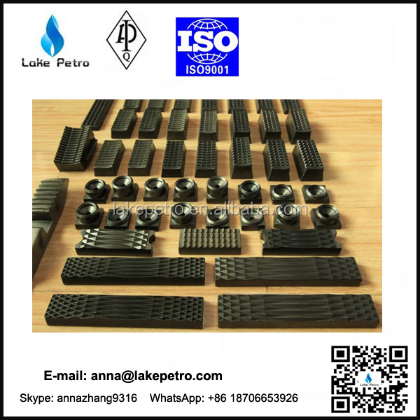 power tong dies/ manual tong dies, slip inserts and jaws for sale