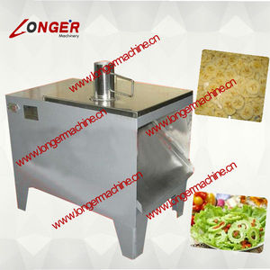 Banana Chips Cutting Machine|Fruit&Vegetable Slicing Machine|Lotus Root Slicer|Balsam Pear Cutter