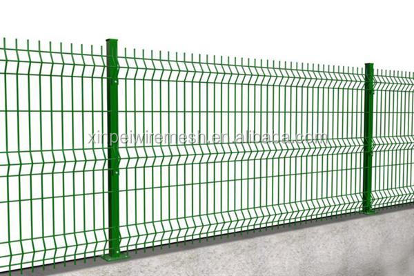 Hot dipped galvanized betafence nylofor d welded wire