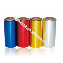 wholesale Professional high quality blue,gold,silver,red salon aluminum foil