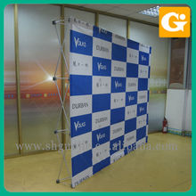 Clothing Portable Exhibition Stand Display