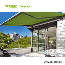 Homey best supplier top grade aluminum used door awnings