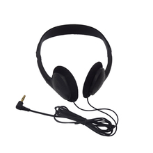 Cheap airline headsets for gift disposable buses airplane headphones, headset, earphone