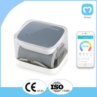 Blood pressure apparatus bluetooth digital blood pressure monitor