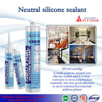 super neutral silicone sealant/100 silicone sealant/expansion joint silicone sealant