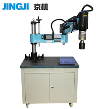 Automatic Electric iron aluminum rubber Tapping Machine for Metal Spares Tapping