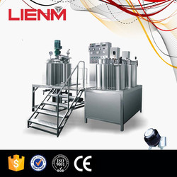 Steam Heating and Electric Heating Homogenizer for Honey Cream