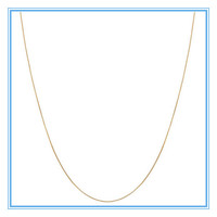 Yiwu Aceon Stainless Steel Fremada 10k Yellow Gold 0.6-mm Box Chain