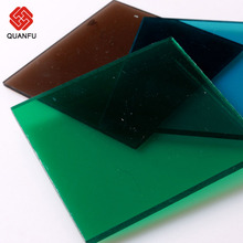 Plastic Roofing Sheet/Polycarbonate Roofing Sheet/PC Roofing Sheet Road Elevated Sound Barrier Solar Sheet\Plate\Board