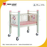 OST-H101FC Flat Hospital Bed for Pediatrics
