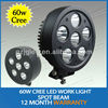 12v led cree car driving lights ,4x4 off road led working lamp for SUV,Jeep,atv 4x4 led lighting 12v