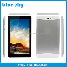 Cheapest 7 inch 2G Tablet PC/MTK8312 dual core pc tablet/android 4.2 sim card tablet pc