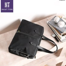 917305076 new products zip lock handmade Nylon men tote bag men laptop handbag