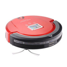 robot vacuum cleaner with rotary brush