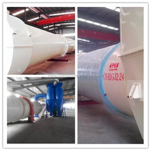 CS 2015 hot sale high effective Rotary drum efb dryer palm fiber dryer empty fruit bunch fiber drying machine for sale