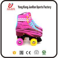 Stylish sport roller skate shoes